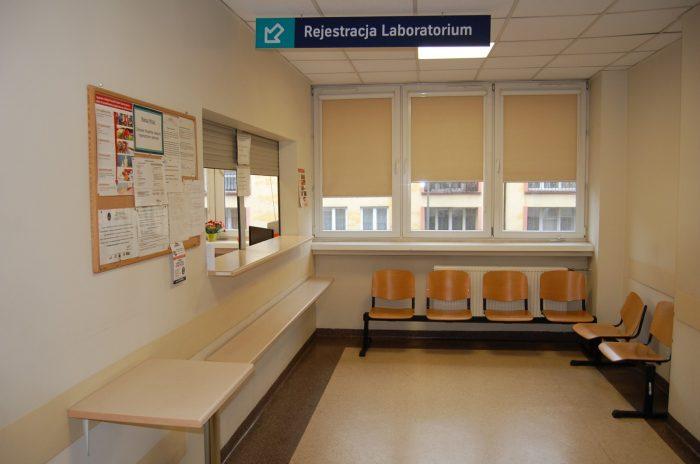 Rejestracja Laboratorium
